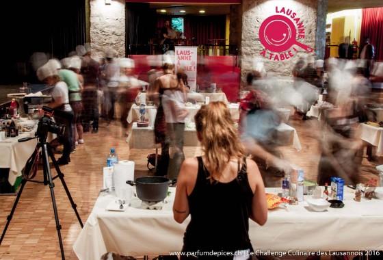 Atelier Culinaire Lausanne