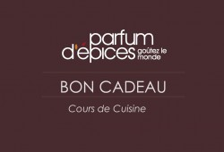 Bon Cadeau Cours Cuisine Lausanne