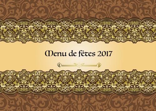 Menu de fête Cours Cuisine Lausanne
